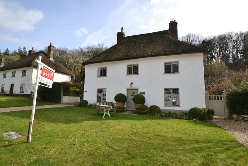 3 Bedrooms Detached House for sale in Milton Abbas