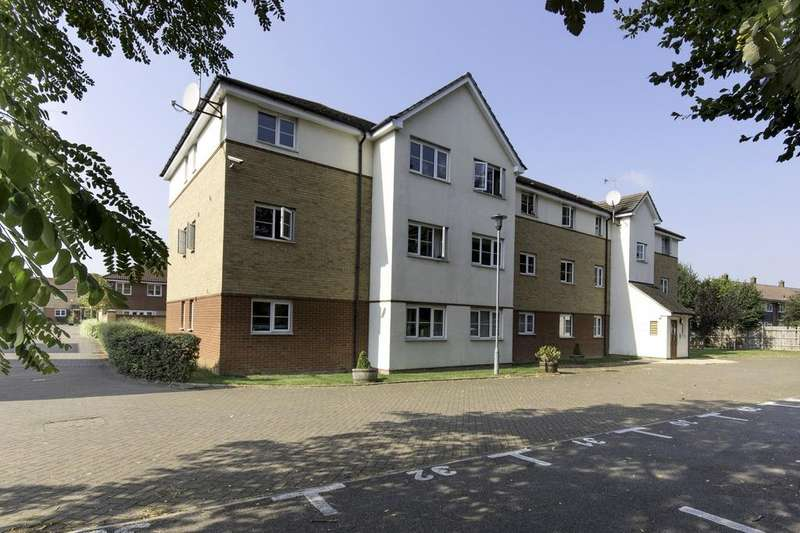 2 Bedrooms Apartment Flat for sale in Sherriff Close, Esher