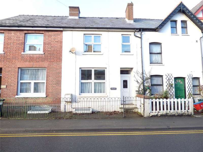 2 Bedrooms Terraced House for sale in Tremont Road, Llandrindod Wells, Powys