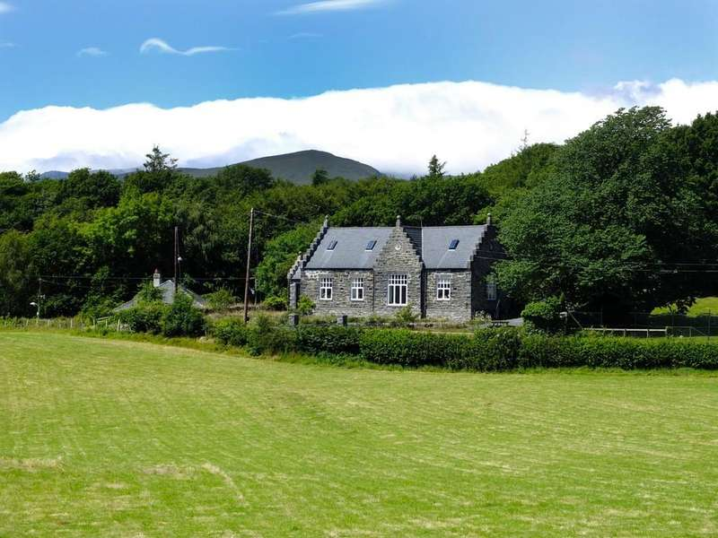 5 Bedrooms Detached House for sale in Maenan, Llanrwst, Conwy, North Wales