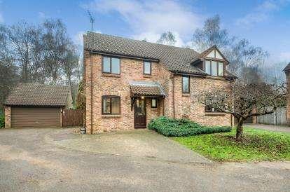 House for sale in Heathlands, Welwyn, Hertfordshire