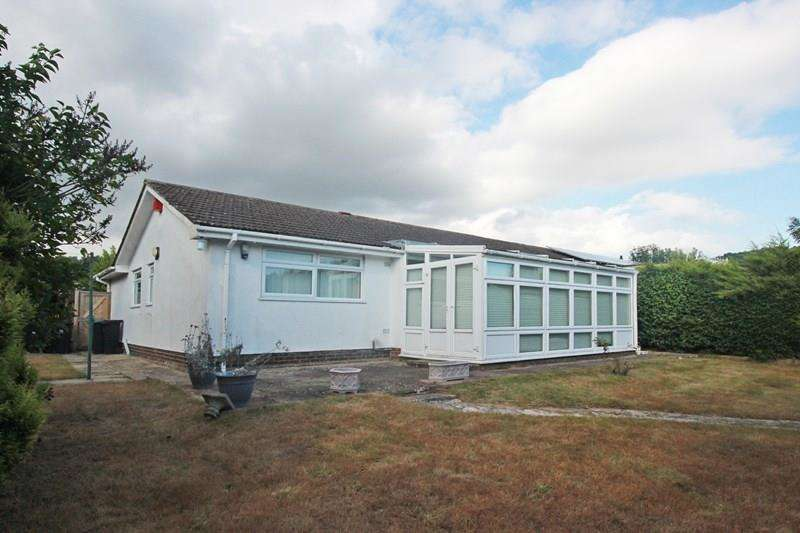 3 Bedrooms Detached Bungalow for sale in Blyth Close, St Catherines Hill, Christchurch
