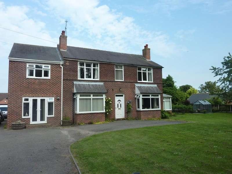 4 Bedrooms Detached House for sale in Laneham Street, Rampton, Retford, Notts.
