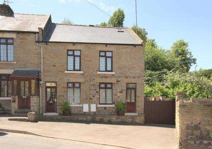 4 Bedrooms End Of Terrace House for sale in Stocks Hill, Ecclesfield, Sheffield