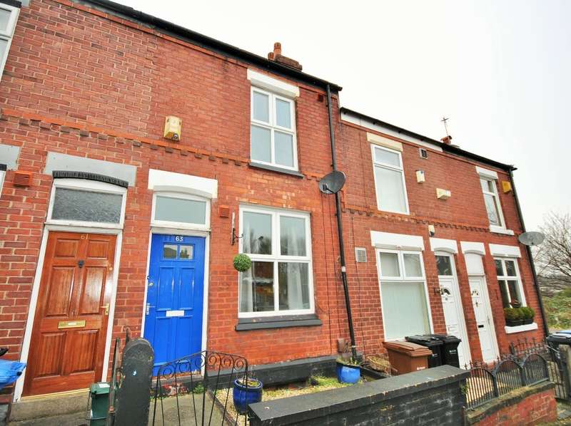 2 Bedrooms Terraced House for sale in Farr Street, Edgeley