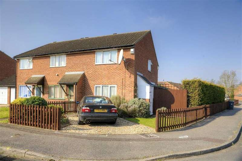 2 Bedrooms End Of Terrace House for sale in Armitage Way, Cambridge