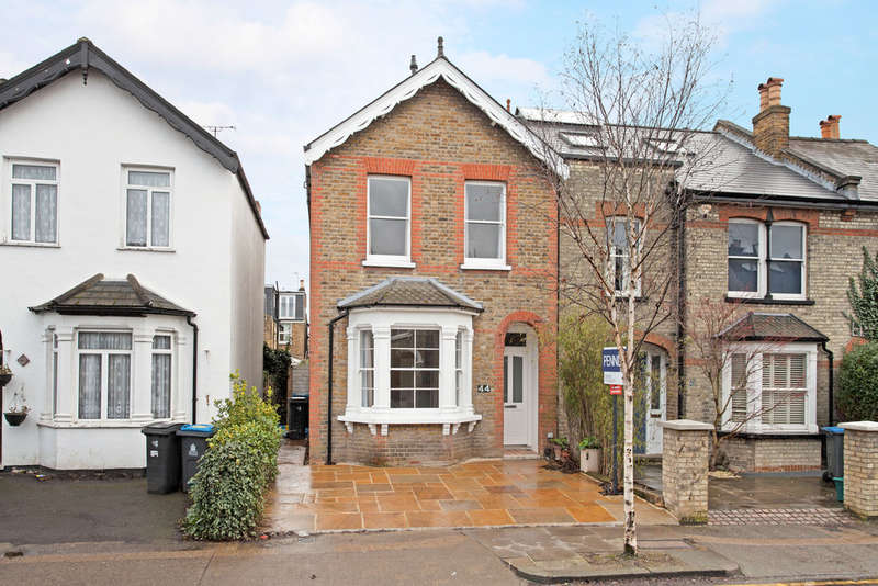 5 Bedrooms Detached House for sale in Kings Road, Kingston Upon Thames, KT2