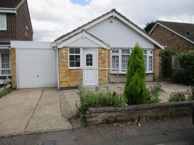2 Bedrooms Detached Bungalow for sale in Coles Close Leicester
