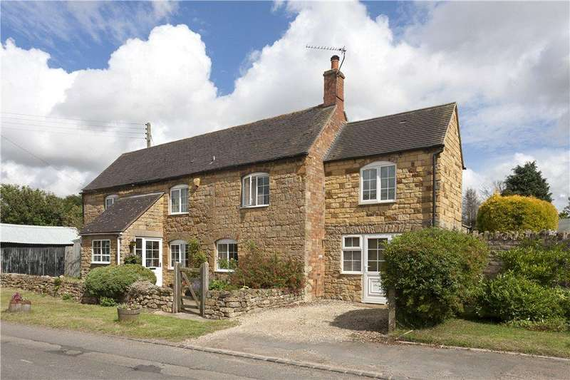 3 Bedrooms Detached House for sale in Front Street, Ilmington, Shipston-on-Stour, Warwickshire, CV36