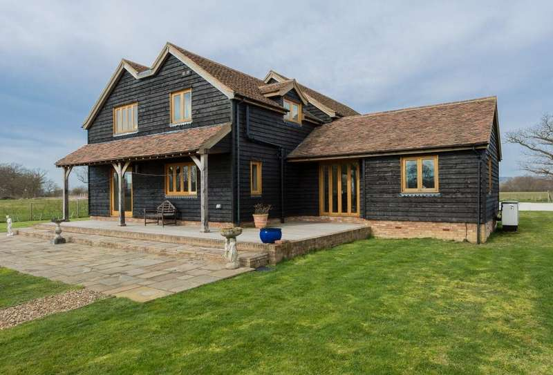 4 Bedrooms Detached House for sale in Tilden Lane, Marden, TN12