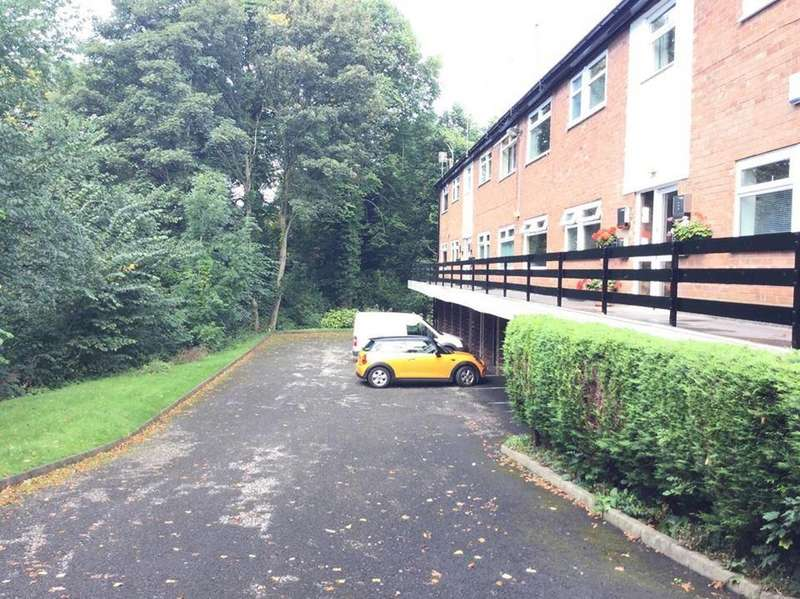 2 Bedrooms Apartment Flat for sale in Greenvale Court, Cheadle