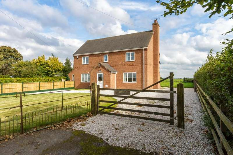 5 Bedrooms Detached House for sale in Aston, Cheshire