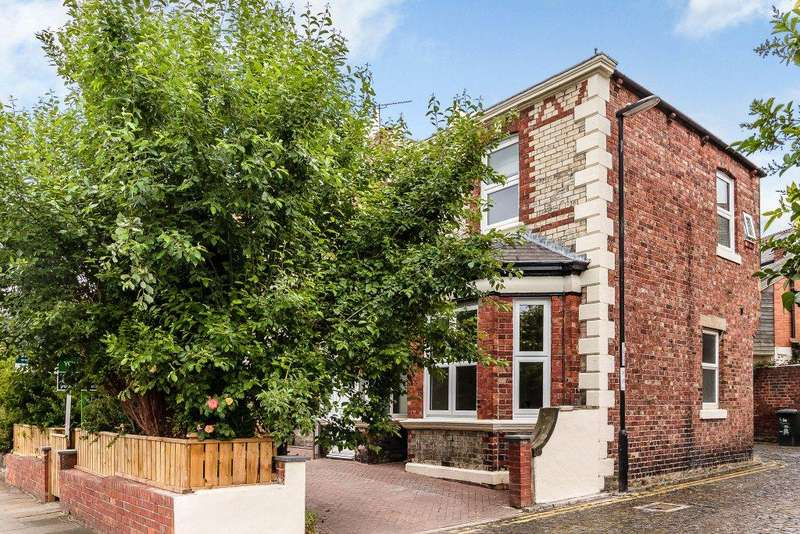 3 Bedrooms Terraced House for sale in Woodbine Road, Gosforth, Newcastle Upon Tyne, Tyne And Wear