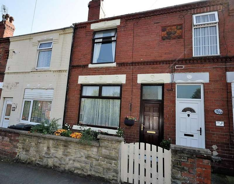 2 Bedrooms Terraced House for sale in Lower Kenyon Street, Thorne, Doncaster