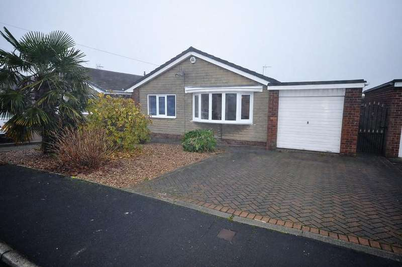 3 Bedrooms Detached Bungalow for sale in Ferndale Drive, Moorends, Doncaster