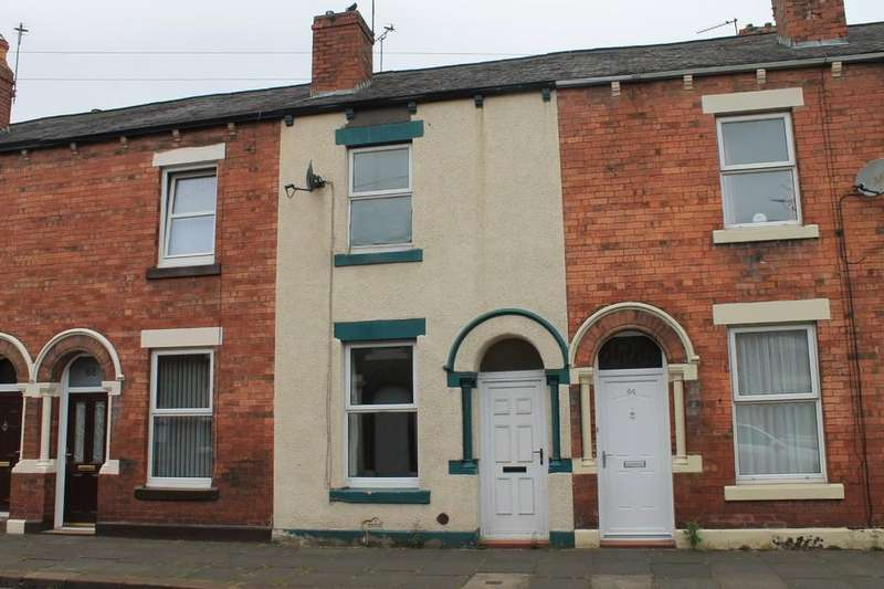 2 Bedrooms Terraced House for sale in Westmorland Street, Carlisle
