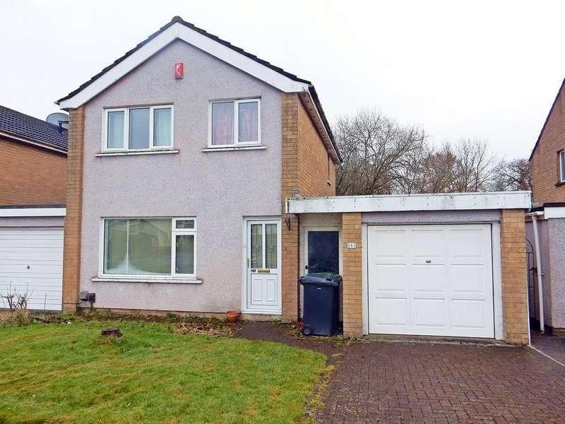 3 Bedrooms Link Detached House for sale in Green Lane, Belle Vue, Carlisle