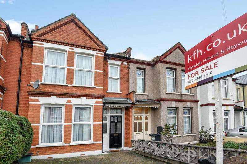 3 Bedrooms Terraced House for sale in Muirkirk Road, Catford, SE6