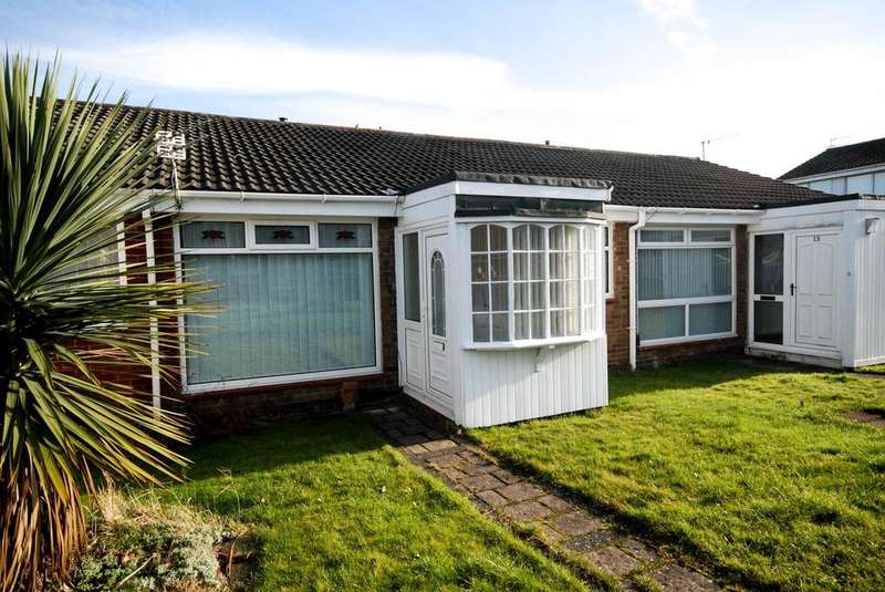 2 Bedrooms Bungalow for sale in Rochester Square, Fellgate