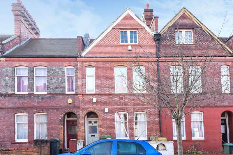 2 Bedrooms Flat for sale in Amesbury Avenue, Streatham, SW2