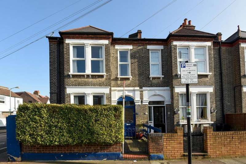 2 Bedrooms Maisonette Flat for sale in Bickersteth Road, Tooting, SW17