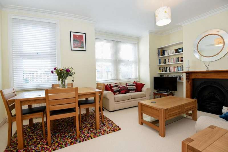 2 Bedrooms Flat for sale in Mellison Road, Tooting, SW17