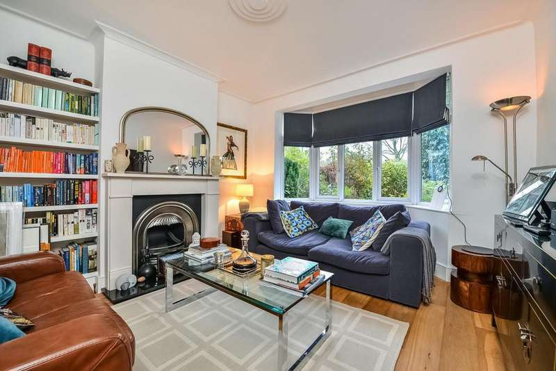 4 Bedrooms Semi Detached House for sale in Chevening Road, Crystal Palace, SE19