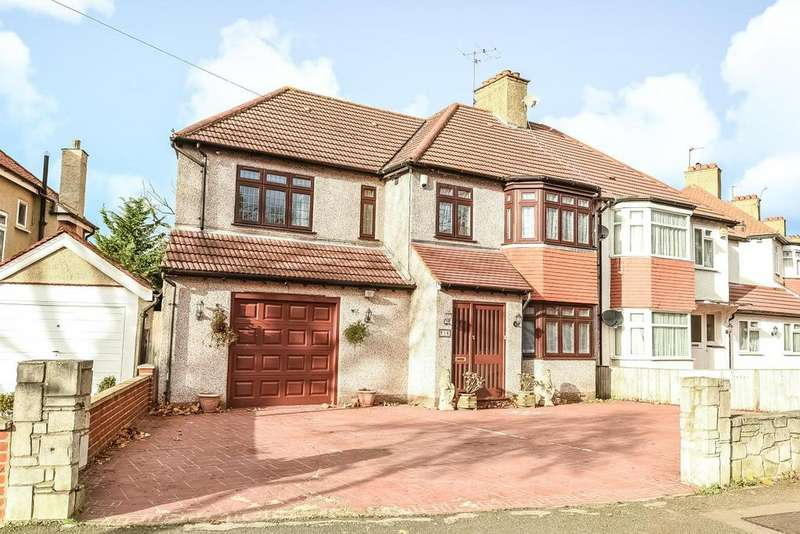 4 Bedrooms Semi Detached House for sale in Biggin Hill, Upper Norwood, SE19