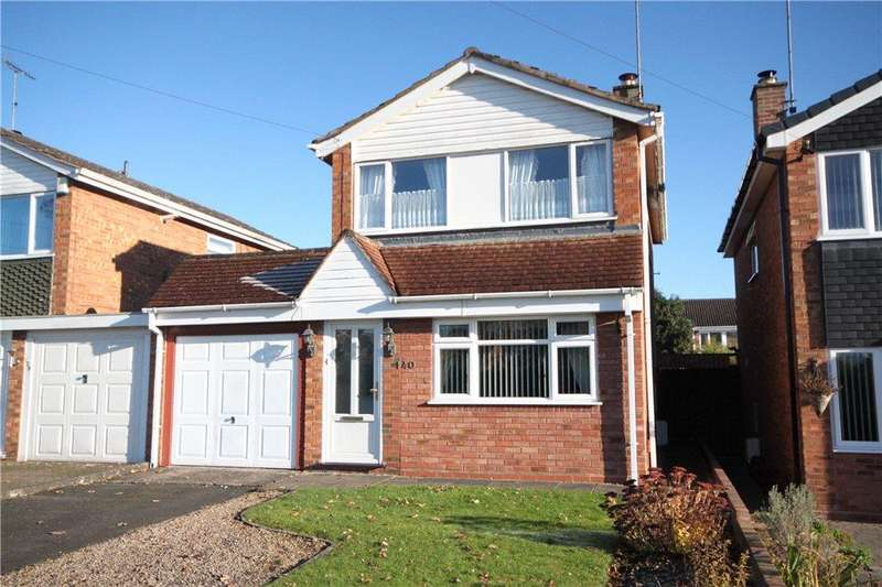 3 Bedrooms Link Detached House for sale in Marlpool Lane, Kidderminster, DY11