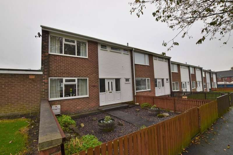 3 Bedrooms End Of Terrace House for sale in Wordsworth Gardens, Dipton, Stanley