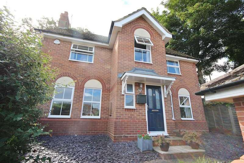 4 Bedrooms Detached House for sale in Bramble Close, Uppingham