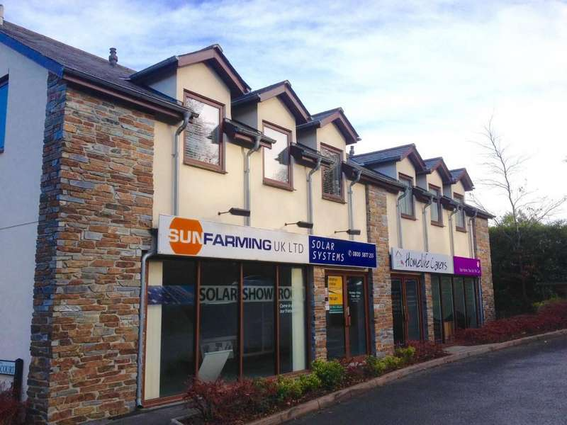 1 Bedroom Apartment Flat for sale in Okehampton, Devon