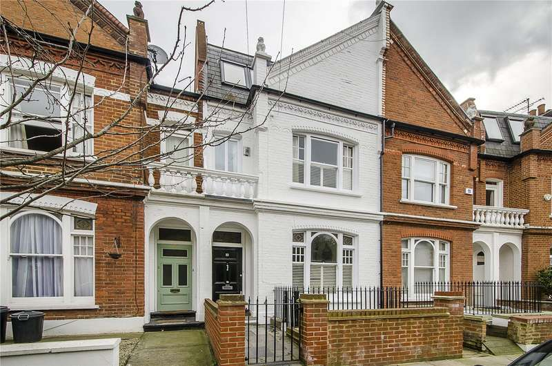 5 Bedrooms House for sale in Bovingdon Road, London, SW6