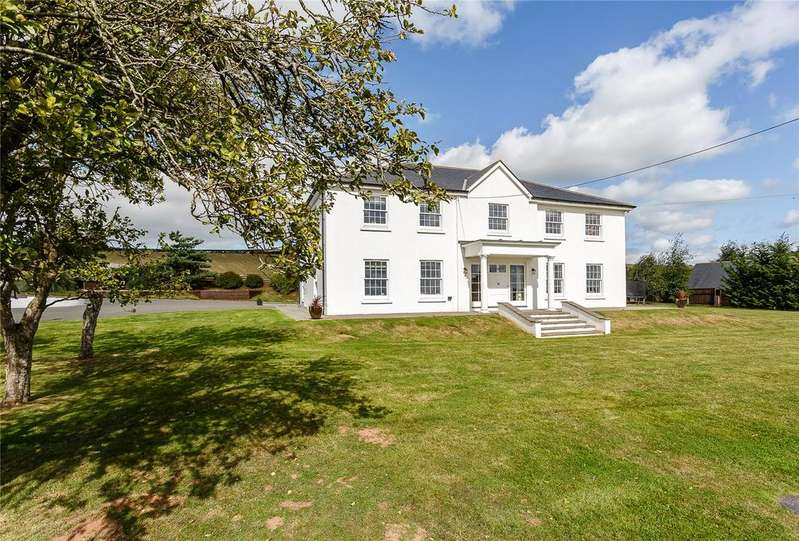 5 Bedrooms Detached House for sale in Ebford Lane, Ebford, Exeter, Devon