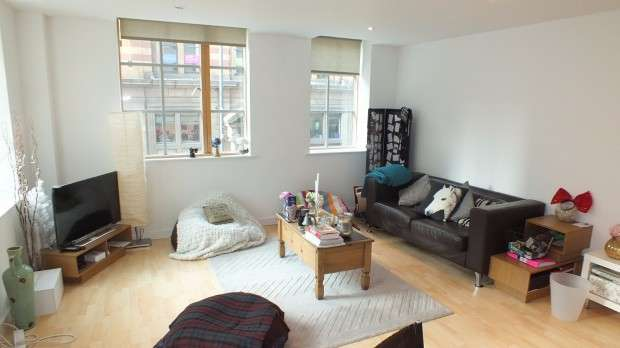 1 Bedroom Apartment Flat for sale in Park Row, Leeds, LS1
