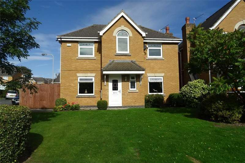 4 Bedrooms Detached House for sale in Knightsbridge Walk, Bradford, West Yorkshire, BD4