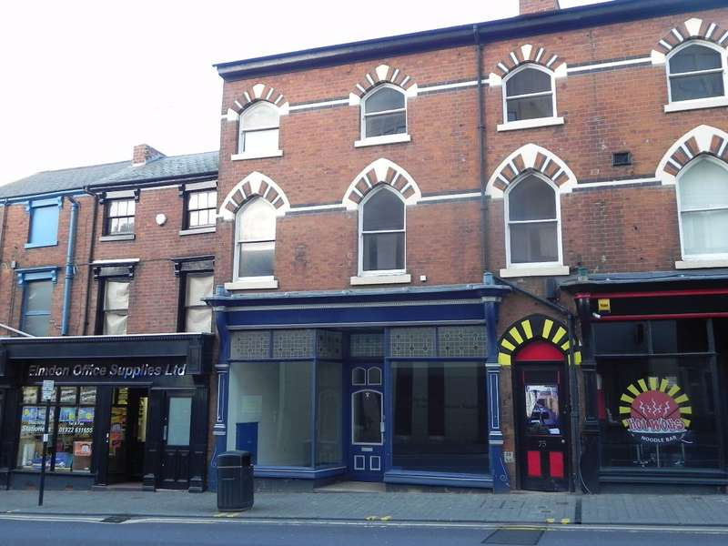 Shop Commercial for rent in Bridge Street, Walsall, WS1 1JQ