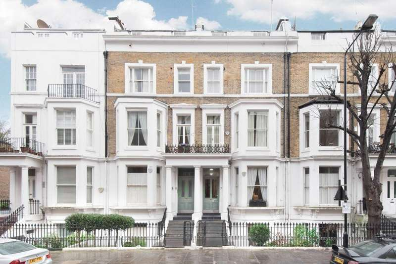 2 Bedrooms Flat for sale in Cromwell Crescent, SW5
