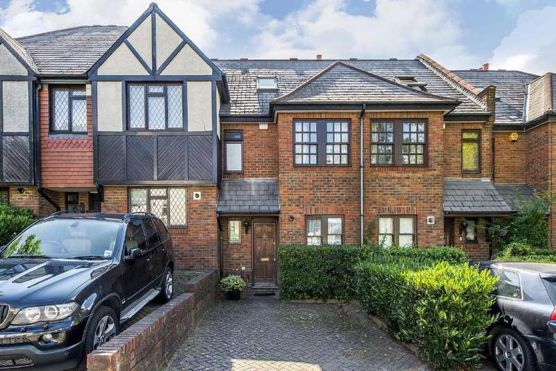 3 Bedrooms Terraced House for sale in Furness Road, Kensal Green, NW10