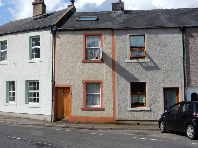 2 Bedrooms Terraced House for sale in Post Office Row, Ennerdale Bridge