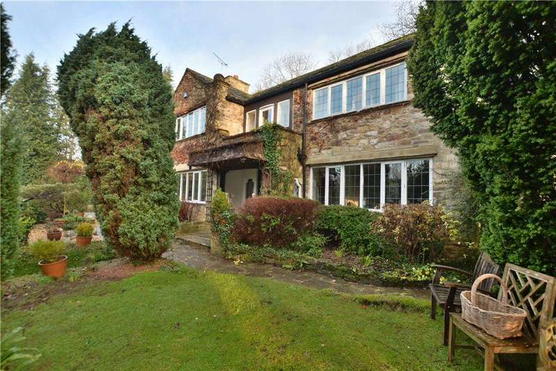 4 Bedrooms Detached House for sale in Linton Ridge, Orchard Drive, Linton, Wetherby, West Yorkshire