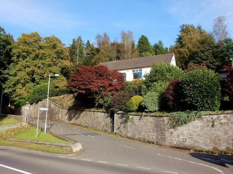 2 Bedrooms Detached Bungalow for sale in Townhead, Langholm