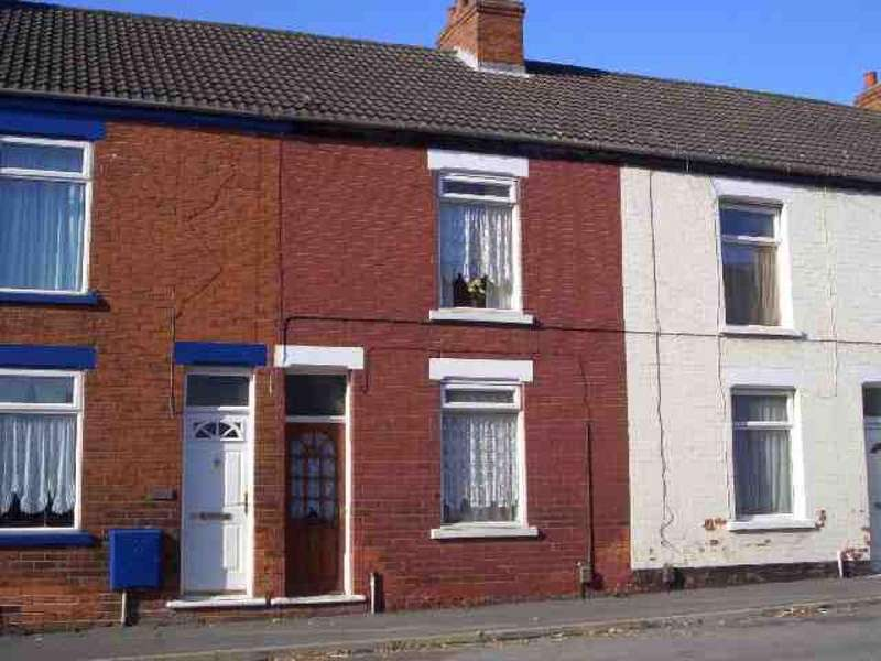 3 Bedrooms Terraced House for sale in Grosvenor Street, Scunthorpe