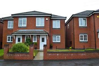 3 Bedrooms Semi Detached House for sale in Warrington Road, Abram, Wigan, WN2 5XA