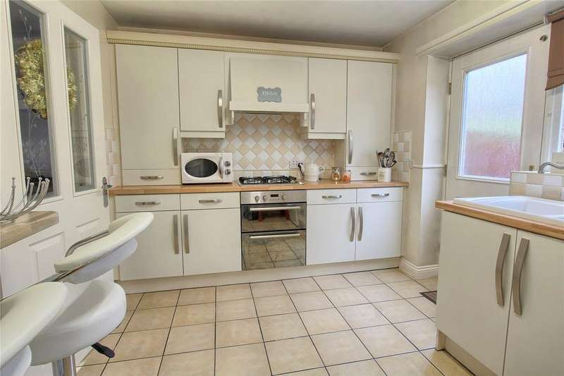 2 Bedrooms Semi Detached House for sale in Constable Grove, Wolviston Grange