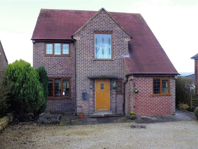 4 Bedrooms Detached House for sale in Longedge Lane, Chesterfield