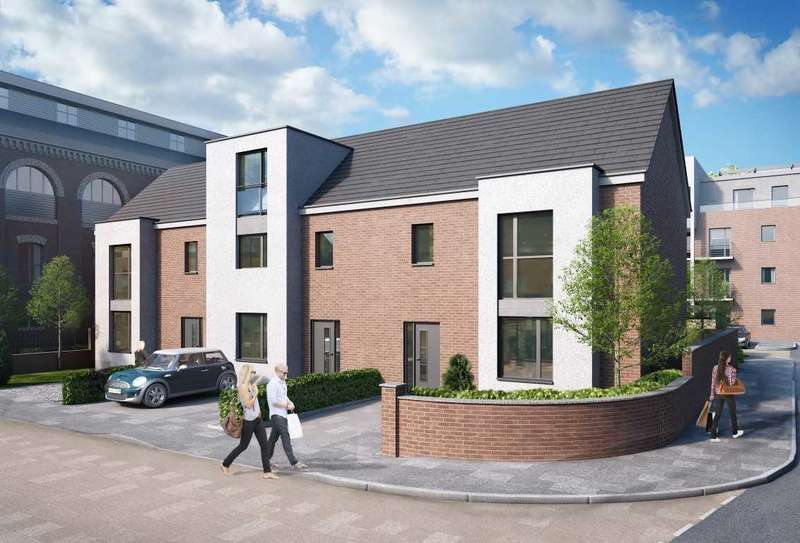4 Bedrooms Apartment Flat for sale in The Barrel Yard, Hulme, Manchester