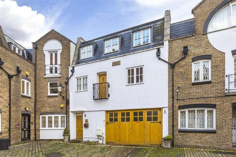 3 Bedrooms House for sale in Celbridge Mews, London, W2