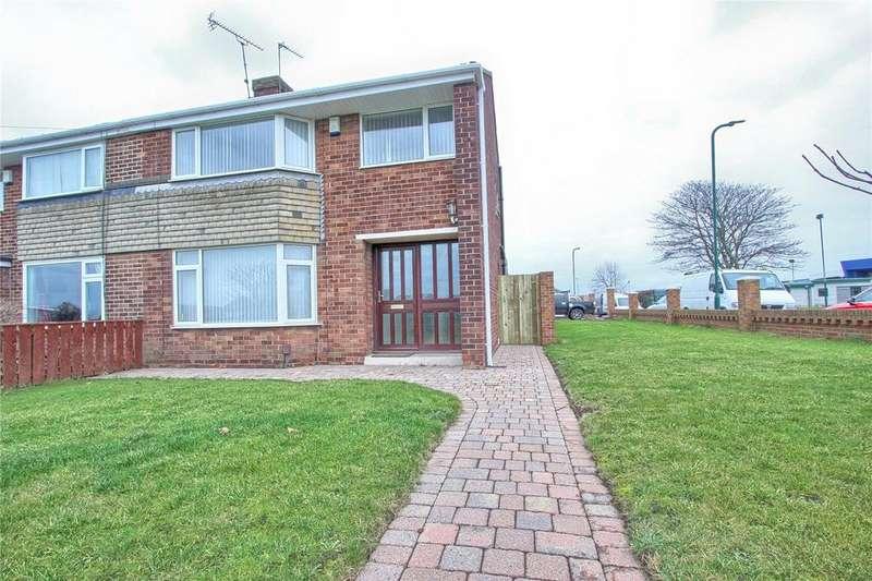 3 Bedrooms Semi Detached House for sale in Waveney Road, Redcar