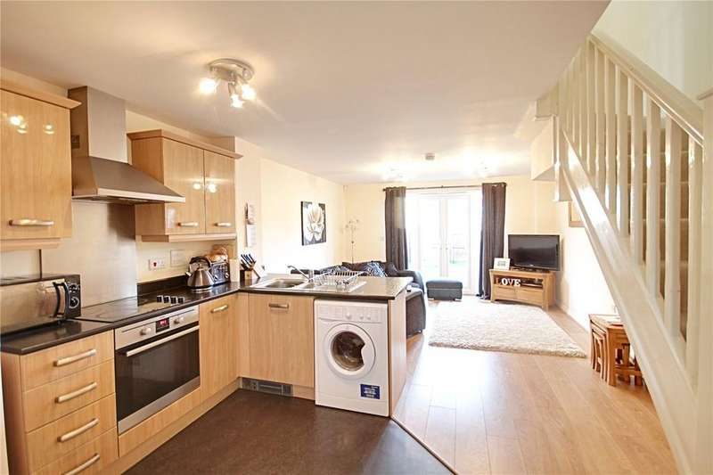 2 Bedrooms Terraced House for sale in Greensforge Drive, Ingleby Barwick